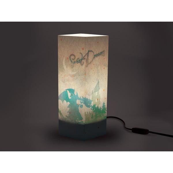 Stolová lampa Dragob