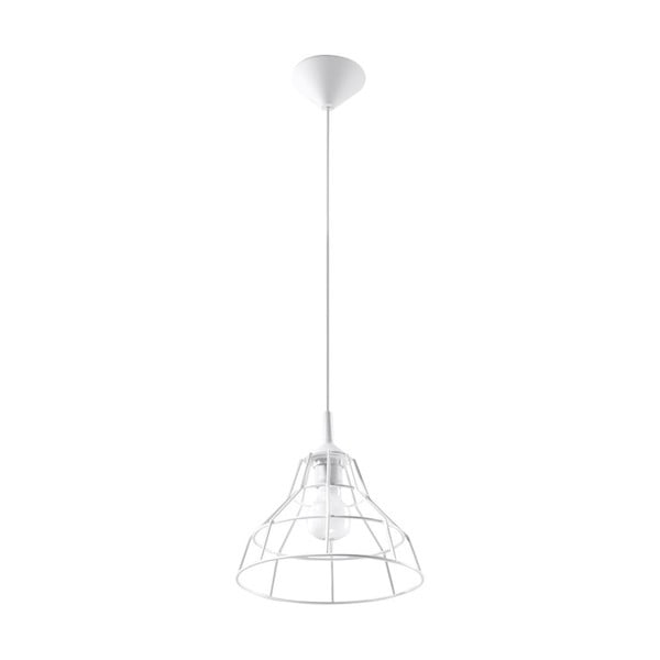 Biele stropné svetlo Nice Lamps Asama