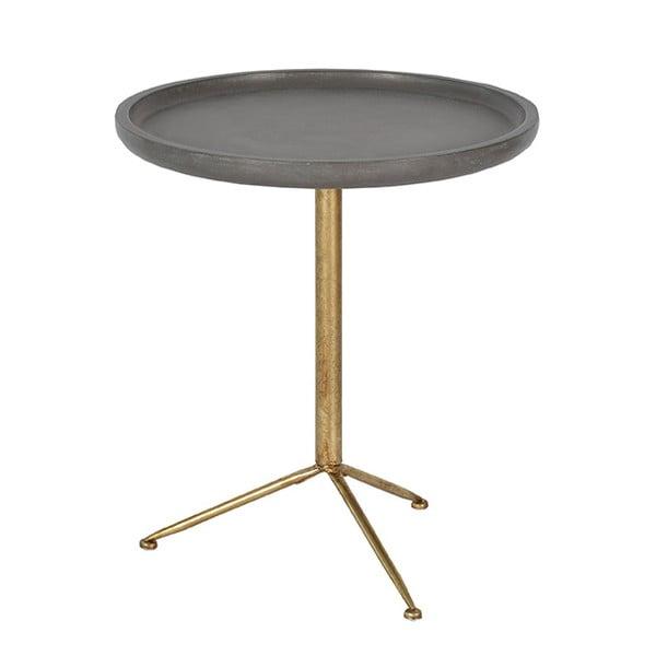Odkladací stolík RGE Lova, ⌀ 49 cm