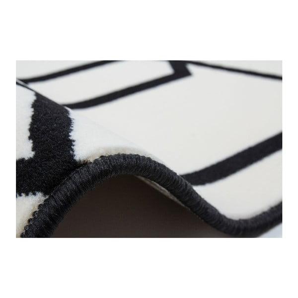 Koberec Stella 400 Ivory Black, 120x170 cm