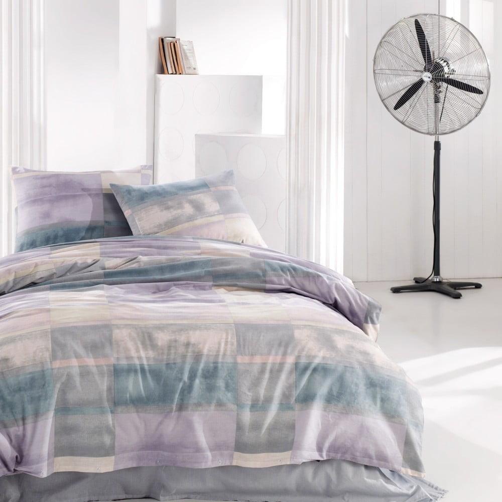 Bavlnené obliečky na dvojlôžko Selen, 200 × 220 cm