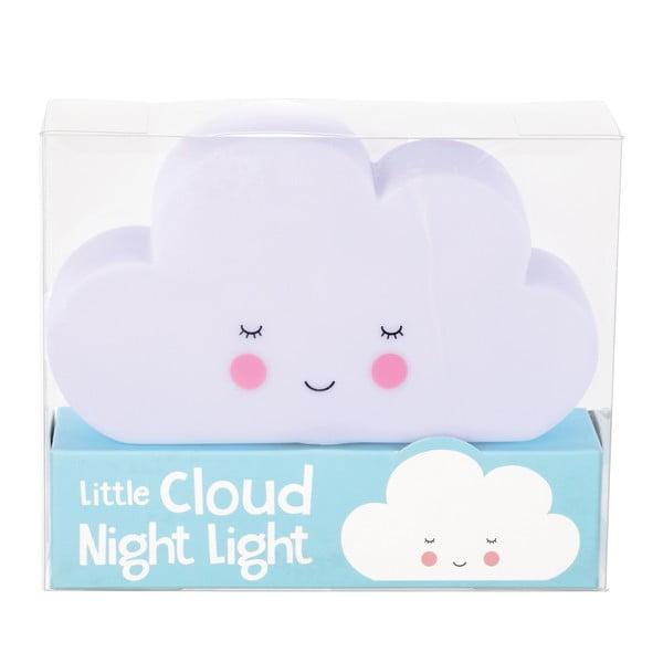 Nočné svetielko Rex London Cloud