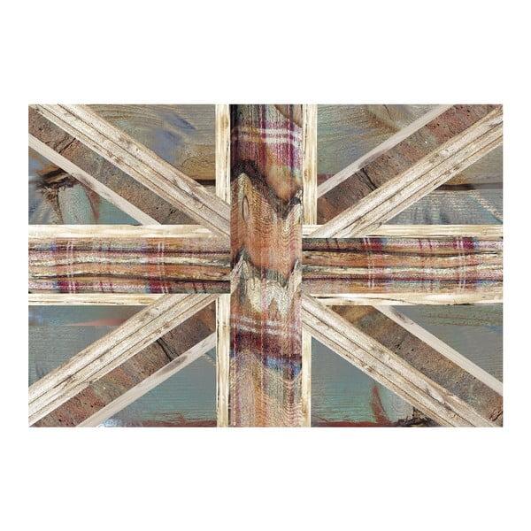 Veľkoformátová tapeta Anglická vlajka, 158x232 cm
