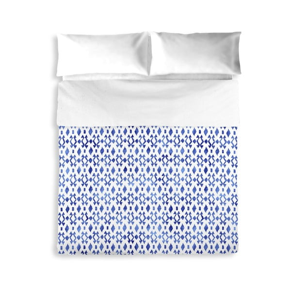 Obliečky Bodil Azul, 240x220 cm