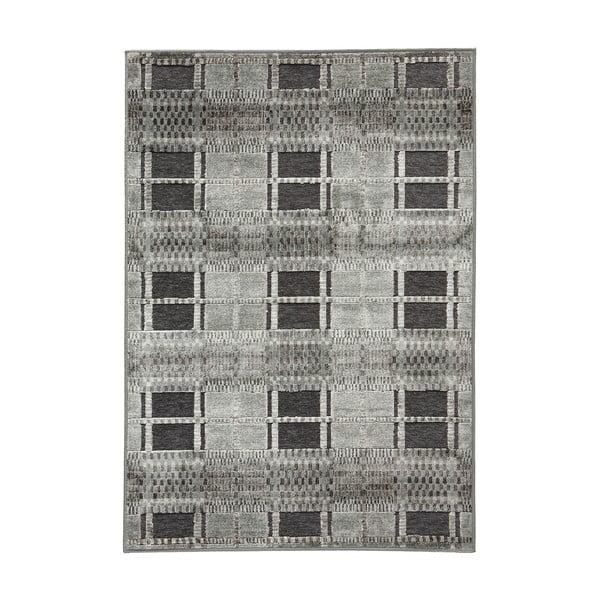 Koberec Genova no. 704, 100x140 cm, sivý