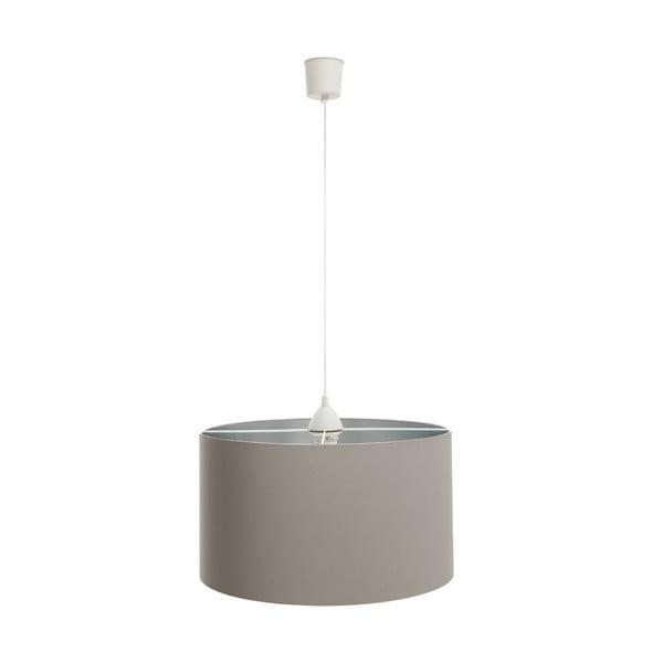 Závesné svietidlo Taupe Silver