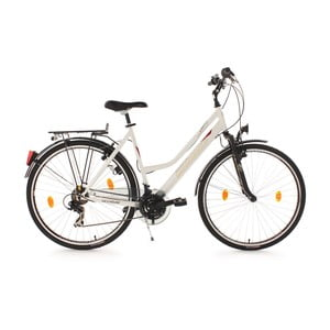 Dámsky bicykel City Bike CLX White 53 cm, 28""