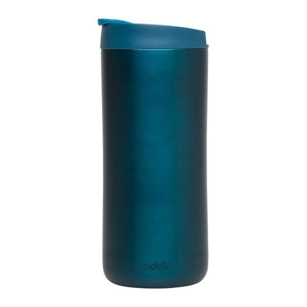 Petrolejovozelený termohrnček Aladdin Flip-Seal ™, 350ml