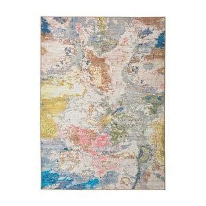 Abstraktný koberec s vysokým podielom bavlny Universal Exclusive, 190 x 130 cm