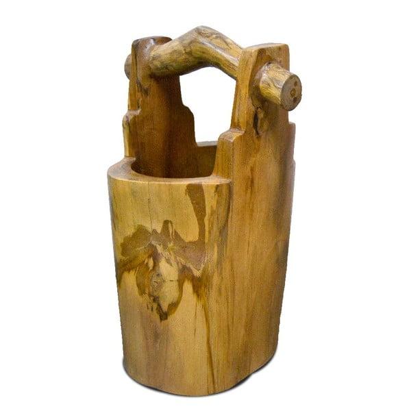 Drevené vedro Bucket