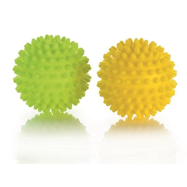 Guličky do sušičky na zachytávanie žmolkov Yellow&Green