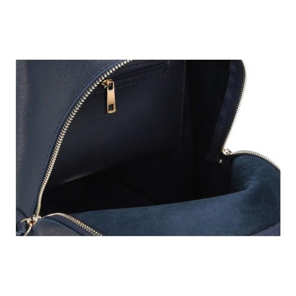 Tmavomodrý batoh z eko kože Beverly Hills Polo Club Fran
