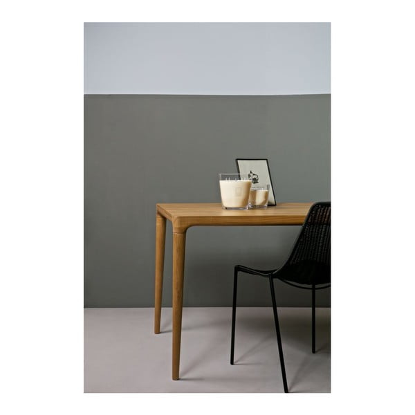 Drevený jedálenský stôl Troy Ash, 90x180 cm
