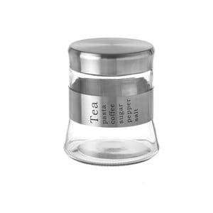 Sklenená dóza na čaj Unimasa Transparent, 800 ml