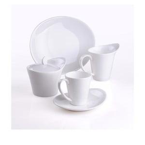 Porcelánová kávová sada, 20-dielna