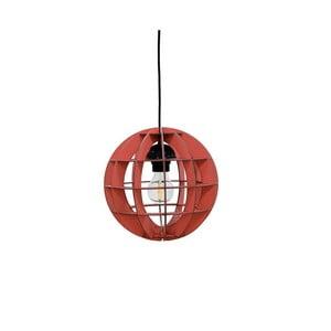 Svietidlo Sphera, červené