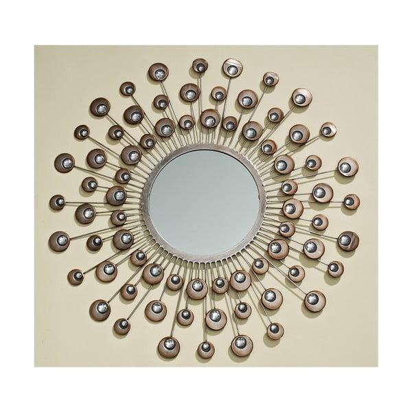 Nástenná zrkadlová dekorácia Rasmus, 82 cm