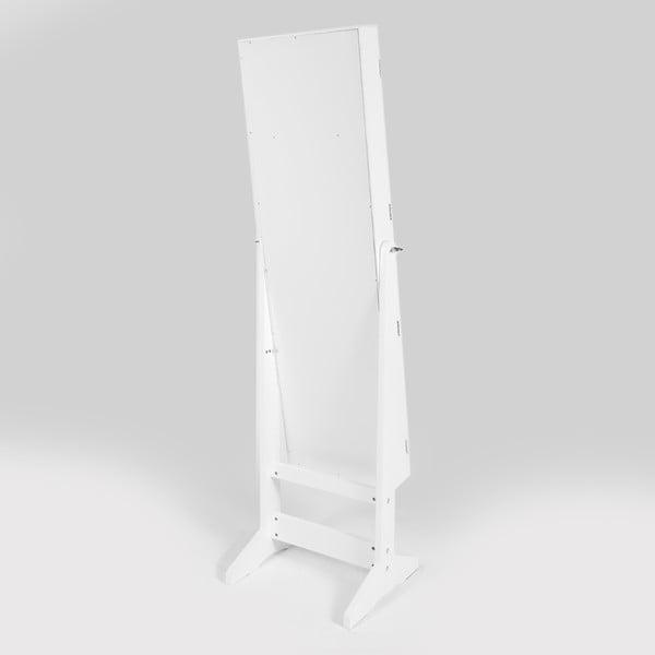 Zrkadlo s šperkovnicou Joyero, 146x37x41 cm