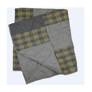 Prešívaná deka Winton Check, 130x170 cm