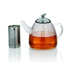 Sklenená kanvica na čaj so sitkom Kela Aurora, 1,8 l