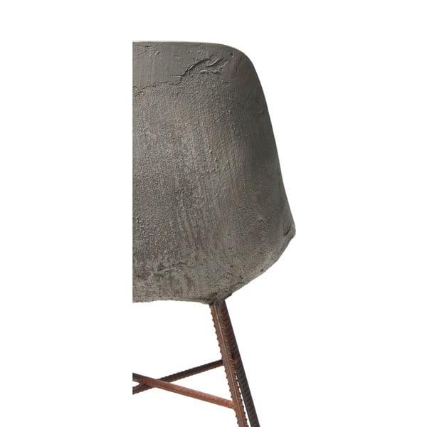 Betónová stolička Lyon Béton Hauteville