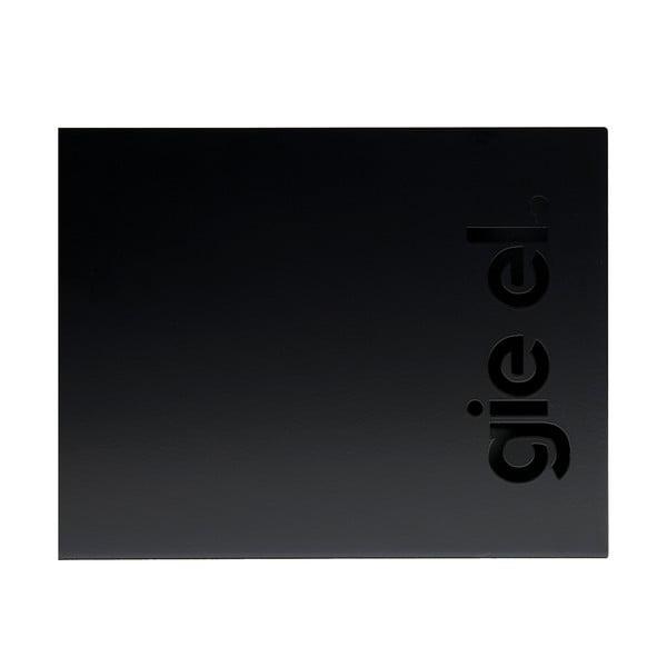 Stojan na časopisy Magazine Box 39x20 cm, čierny