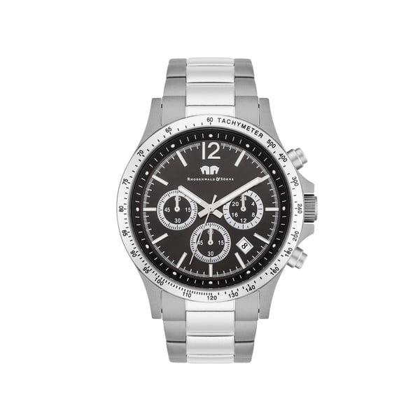 Pánske hodinky Rhodenwald&Söhne Playmaster Black/Silver