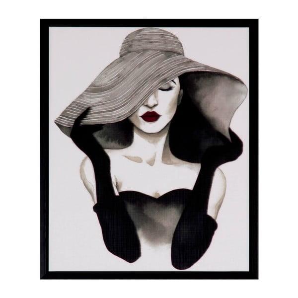 Obraz sømcasa Woman, 25×30 cm