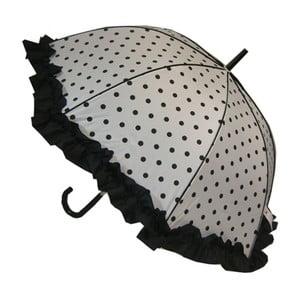 Dáždnik Polka Dot, black