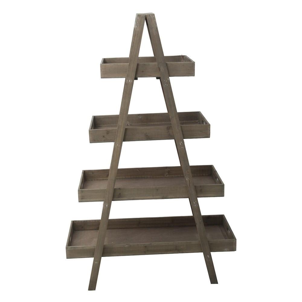 Stojan z jedľového dreva Mauro Ferretti Stairway, výška 140 cm