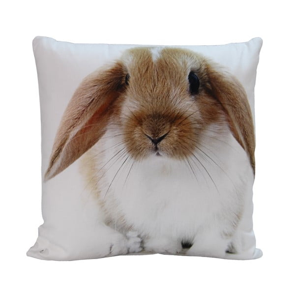 Vankúš Rabbit Paul, 45x45 cm