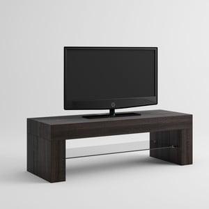 TV stolík v dekore tmavého duba MobiliFiver Evo