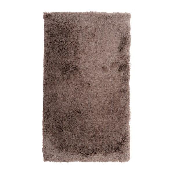 Hnedý koberec Floorist Soft Bear,80x200cm