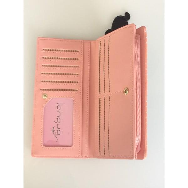 Veľká peňaženka Cat