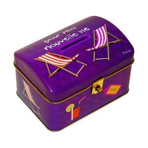 Krabička na peniaze Pour Une Nouvelle Vie
