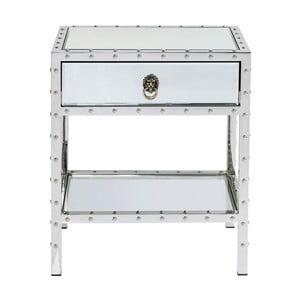Nočný stolík so zásuvkou Kare Design Rivet