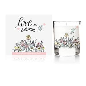 Vonná sviečka Love Garden