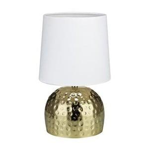 Zlatá stolová lampa Markslöjd Hammer