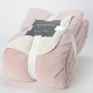 Deka Sheep Old Pink, 170x130 cm