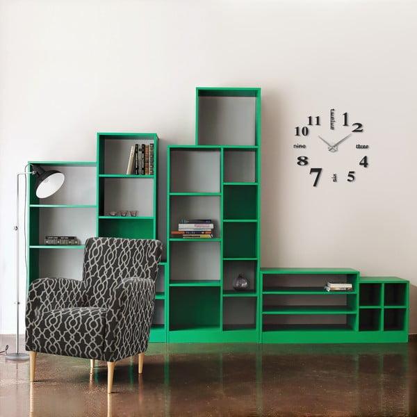 Zelená knižnica Woodman Volta Small