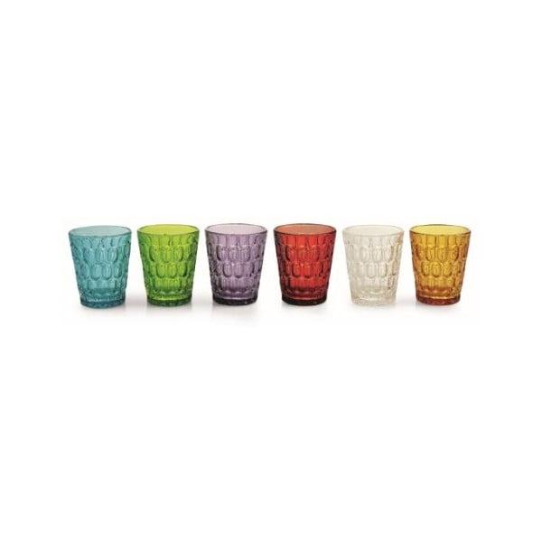 Sada pohárov Ametista, 6 ks
