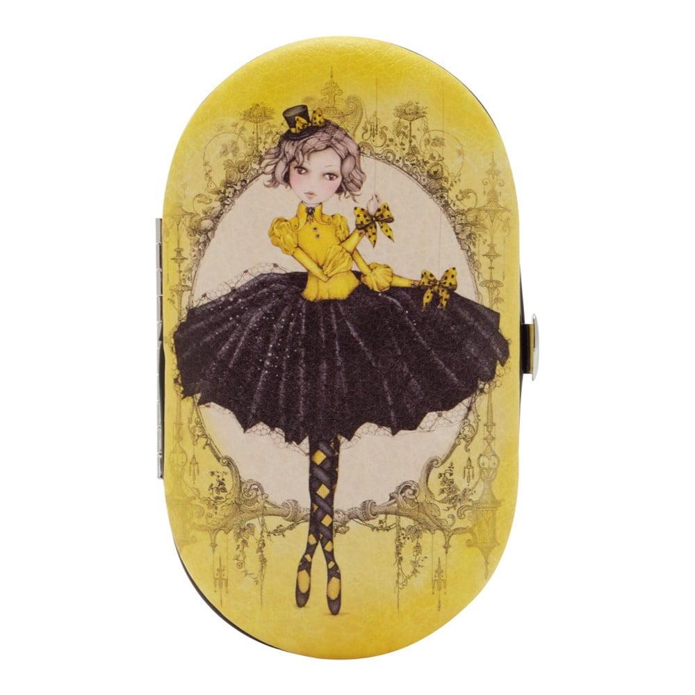 Manikúra s puzdrom Mirabelle Marionette