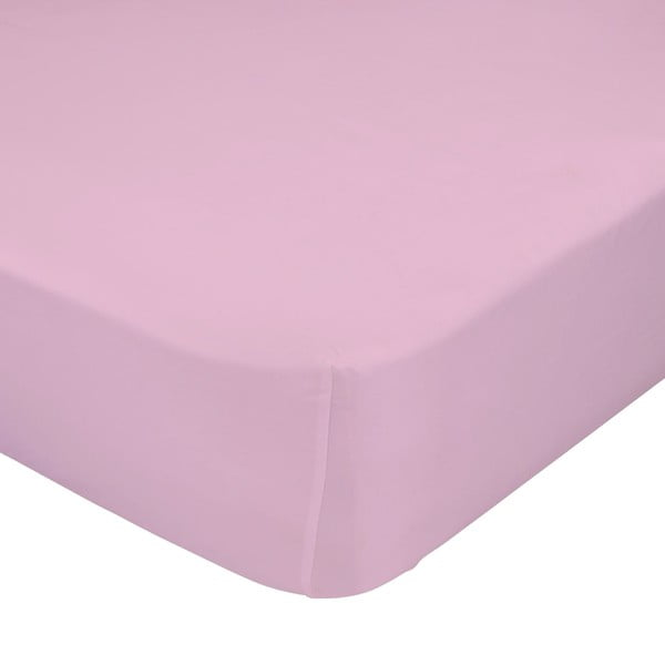Ružová elastická plachta Happynois, 90 x 200 cm
