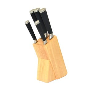 Blok s 5 nožmi Fissler Siena