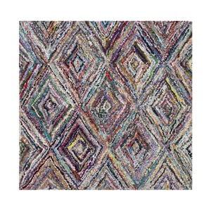 Vlnený koberec Natal, 121x121 cm