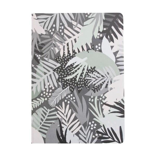 Sivý zápisník Michelle Carlslund Jungle