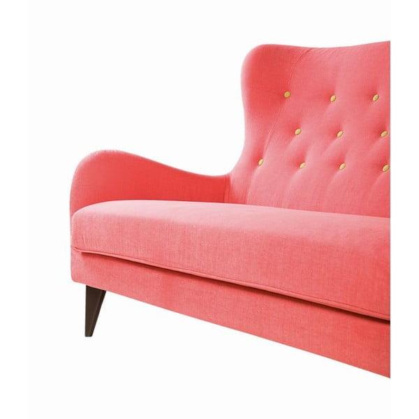 Pohovka pre dvoch Pola Mogani Pink