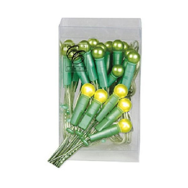 Svietiaca reťaz Best Season  Pearl Lights Green