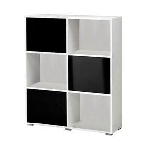 Čierno-biela knižnica 13Casa Samuel