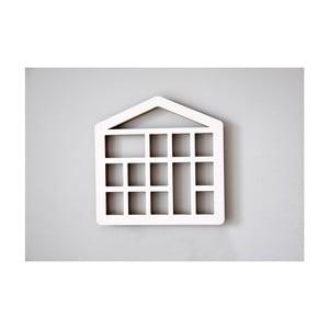 Polička Unlimited Design For Children Domček s oknami